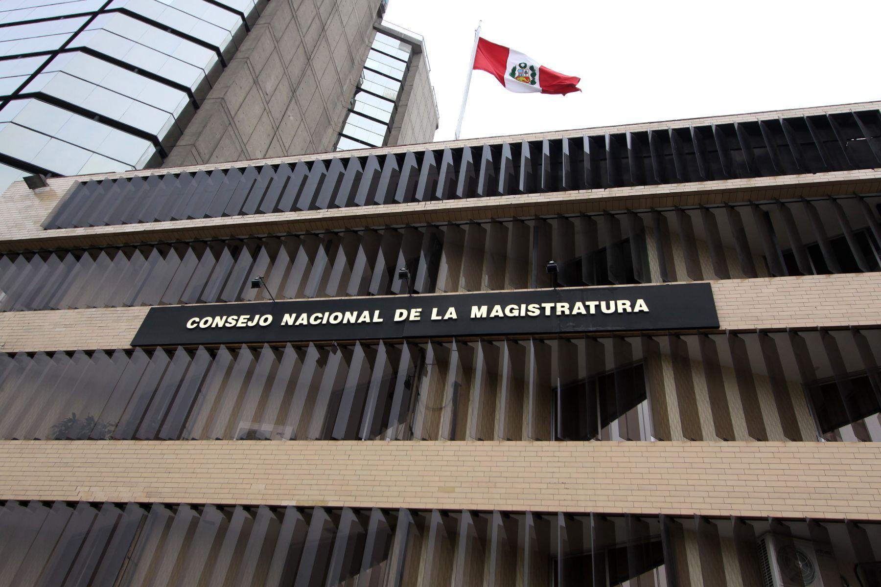 El Consejo Nacional de la Magistratura (CNM)