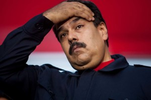 """Maduro se compromete a aceptar resultados electorales """"gane quien gane"""""""