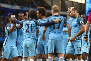 Manchester City v West Bromwich Albion - Premier League